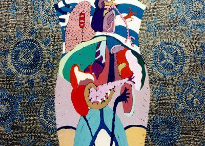 Ropa-interior,-1994,-pintura-acrílica-sobre-tela-;-200-x-150cm-